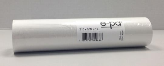 6 faxrollen 210x50x12, 30 m, zonder Bisfenol-A (BPA)