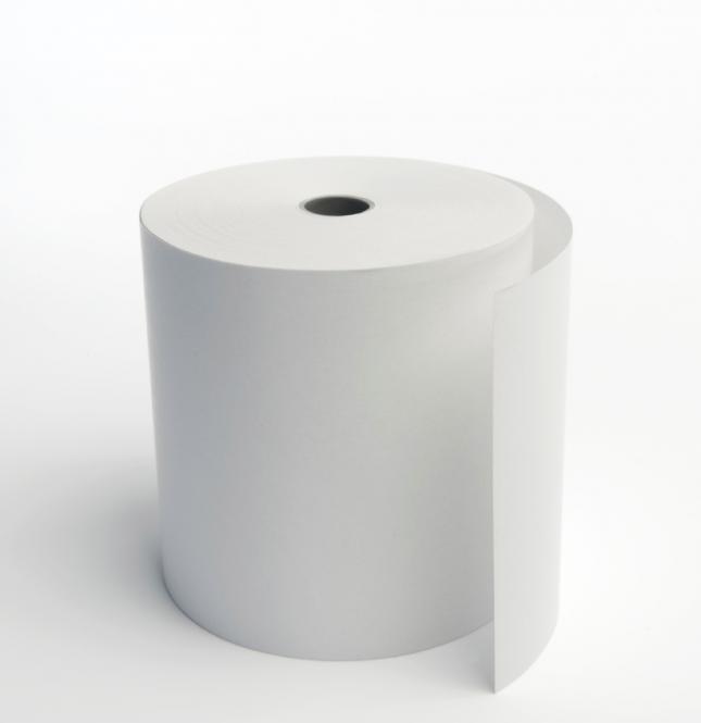 20 EC-rollen 57x30x12, 10 m, zonder Bisfenol-A (BPA), met Ingenico SEPA incassotekst